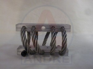 Keep the vibrations out with the wire rope isolators