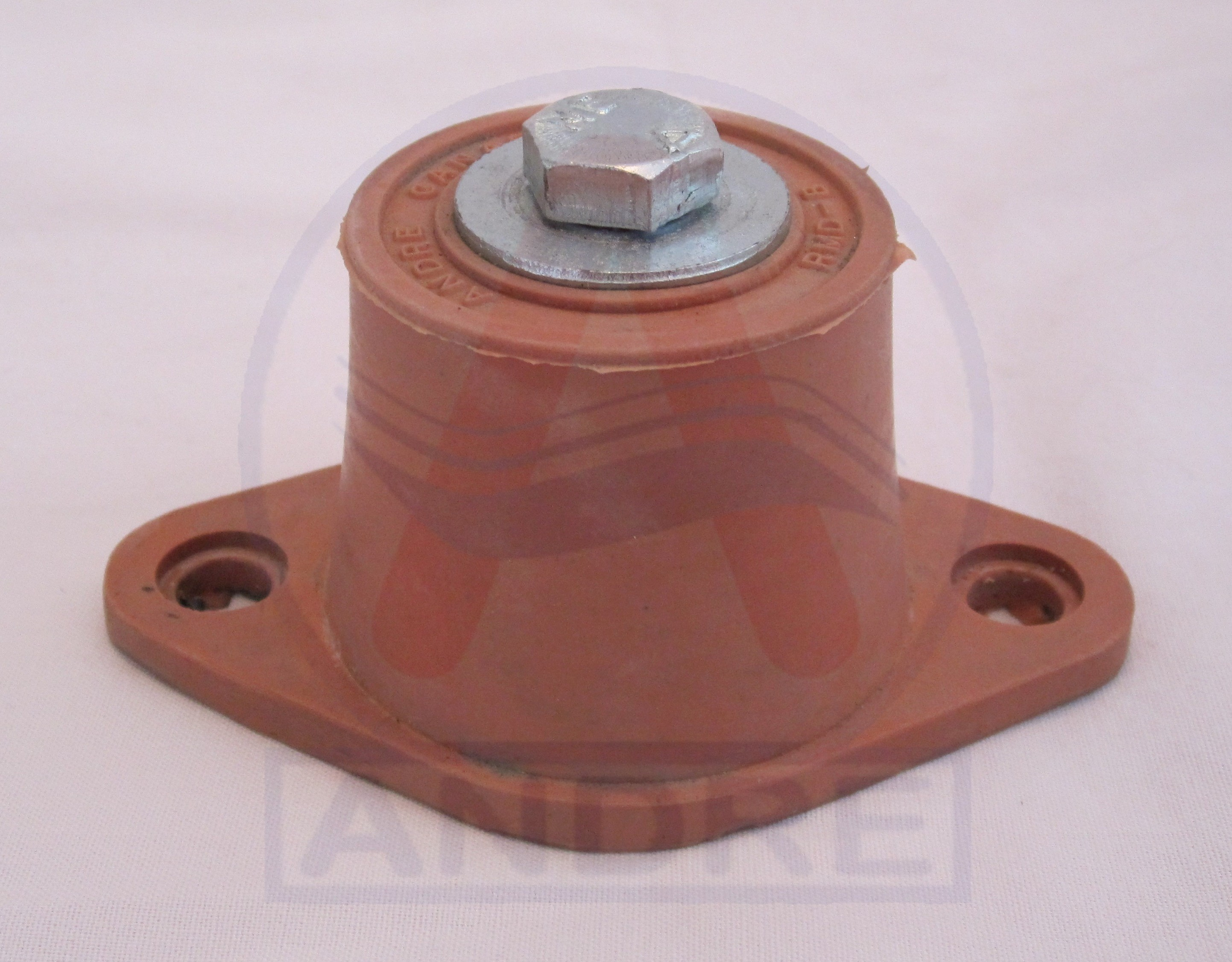 Rubber isolator mounts vibration control products