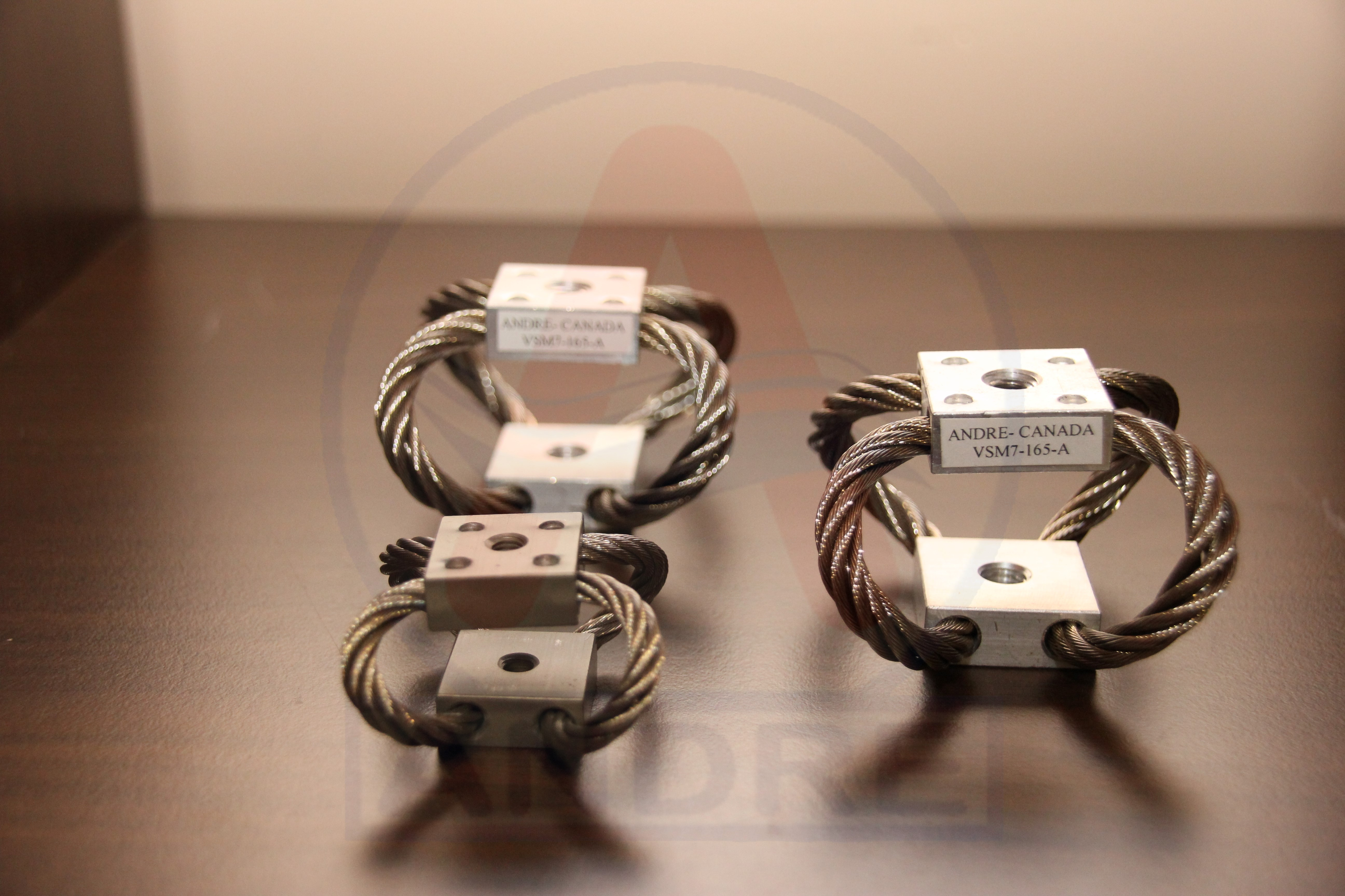 The compact wire rope isolator unleashed!