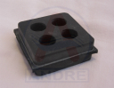 WP-18 Series Anti Vibration Pads